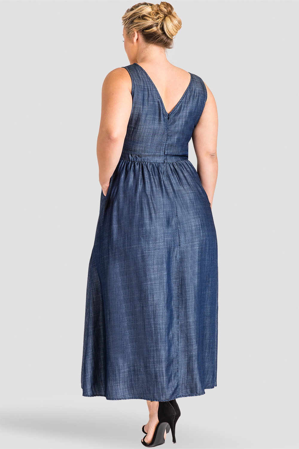 b1432911857 Standards   Practices - Standards   Practices Plus Size Indigo A ...