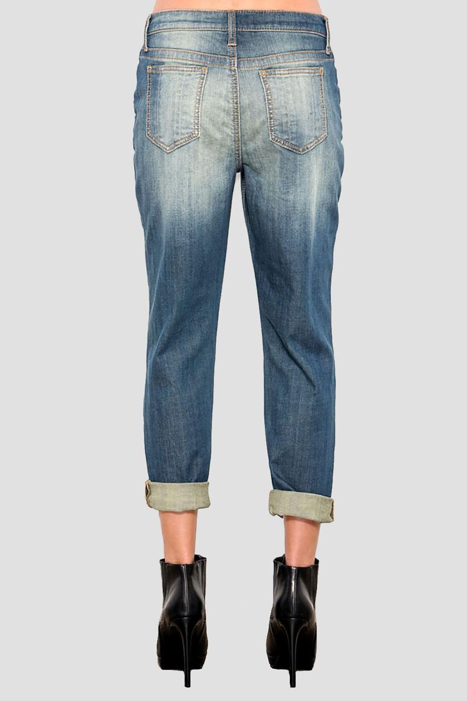 Women Medium Wash Jeans