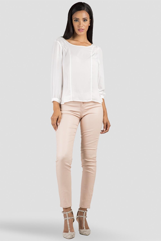 Women Cropped Skinny Jeans